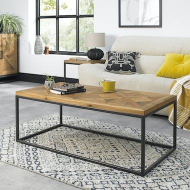 Table basse rectangulaire AUSTIN
