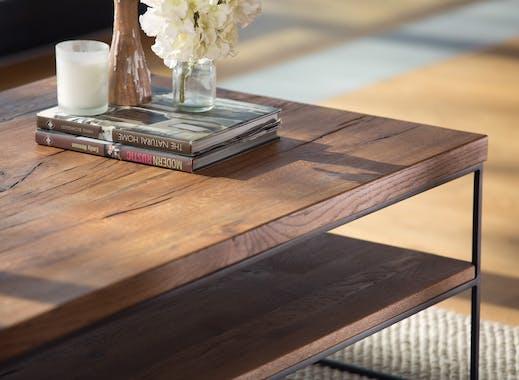 Table basse rectangulaire OKA