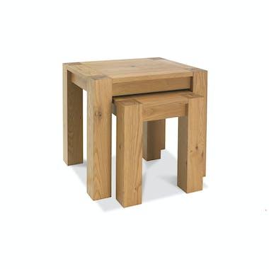 Table de salon gigogne (lot de 2) ALTA