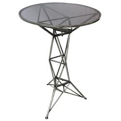 Table haute design HIMALAYA