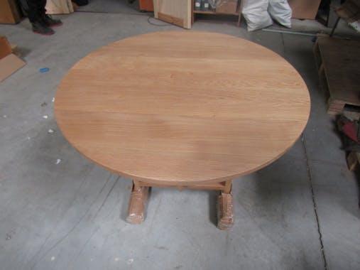 Table ronde pliante D87cm MEDICIS
