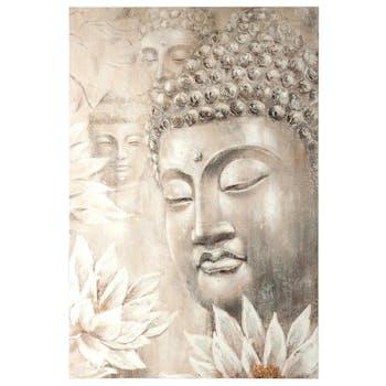 Tableau Bouddha réf. 30022166