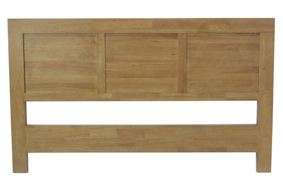 Tête de lit Hévéa pour lit  couchage 140 161x3x95cm OLGA