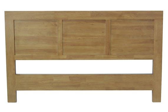 Tête de lit Hévéa pour lit couchage 160 181x3x95cm OLGA