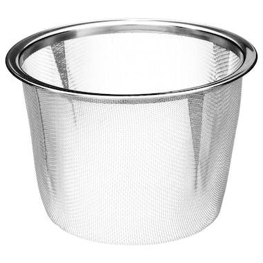 Théière boule 0,6L en Fonte rouge avec filtre