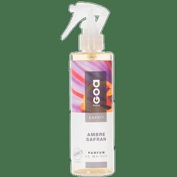 Vaporisateur de parfum Esprit Ambre Safran CLEM GOA 200ml