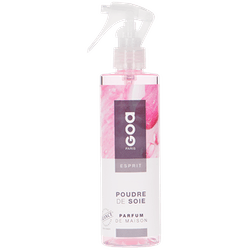 Vaporisateur de parfum Esprit Poudre de Soie CLEM GOA 200ml