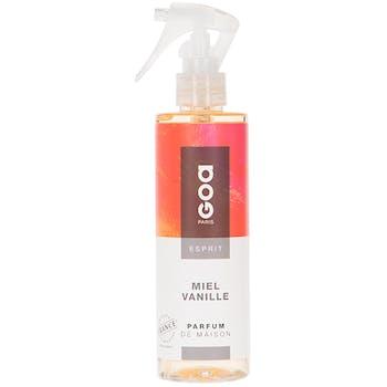 Vaporisateur de parfum Miel Vanille Esprit 200ml CLEM GOA
