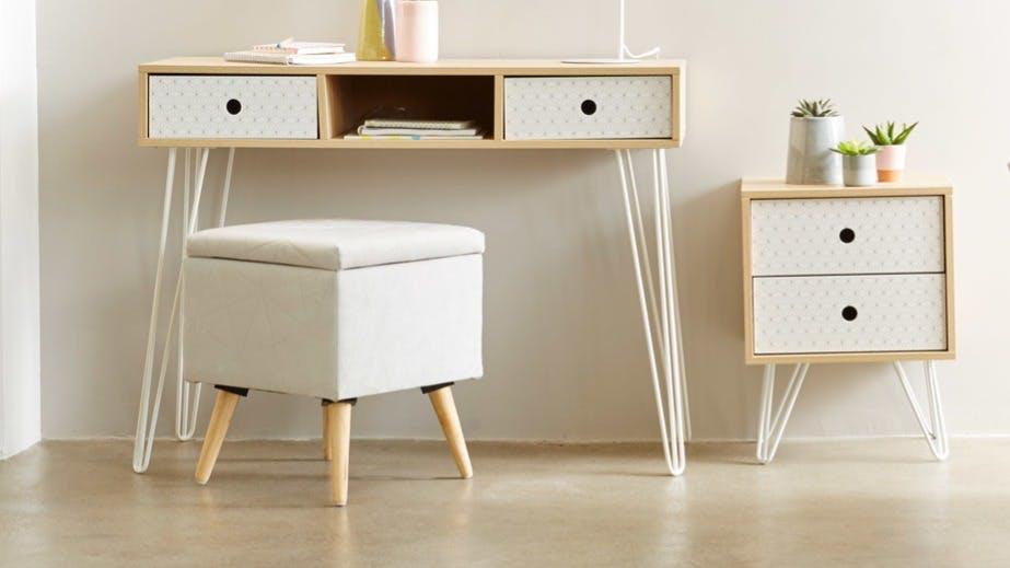 Petits meuble de rangement en bois recyclé : industriel, scandinave...