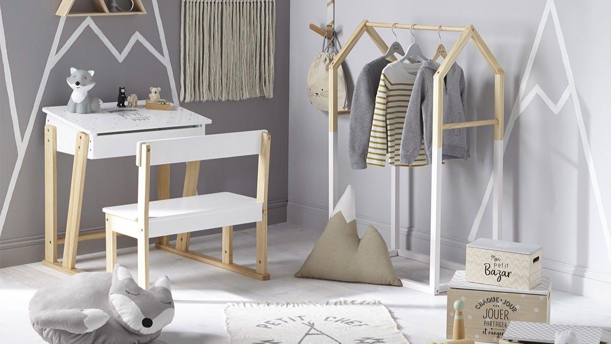 Chambre d'enfant : meubles, décoration...