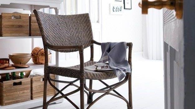 Chaises de cuisine : en bois, en métal, en rotin...