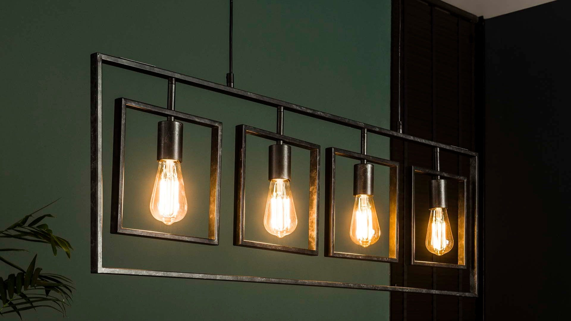 Suspensions et lampes - promotion Happy Week-end