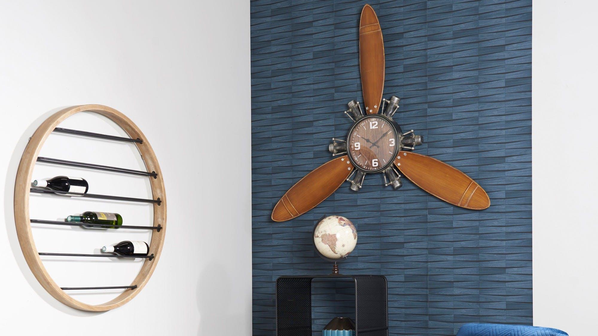 Horloges : vintage, industrielle...