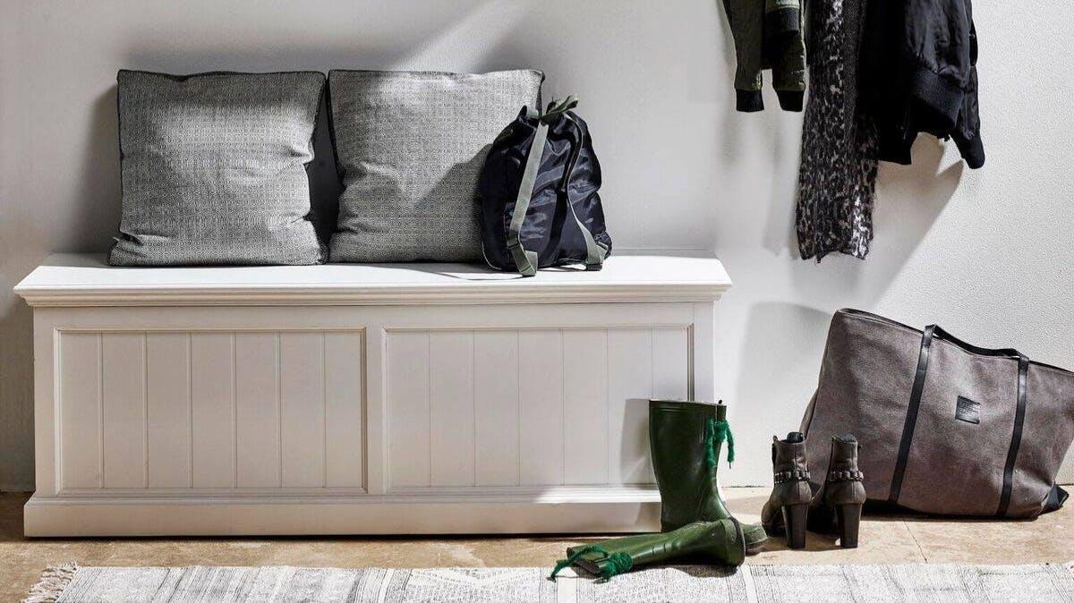 Meubles d'entrée : meuble à chaussure, console...