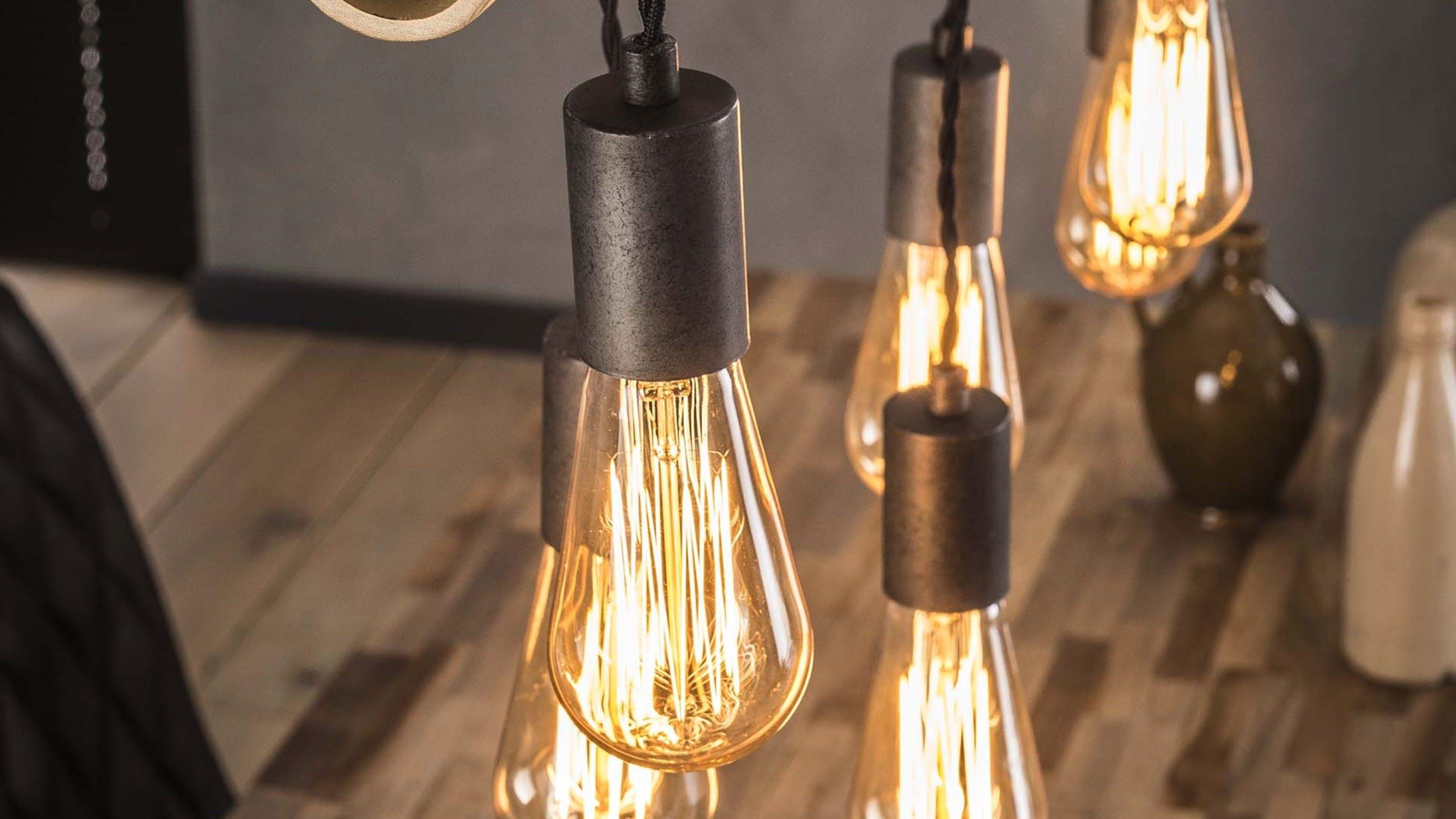Ampoules : led, vintage...