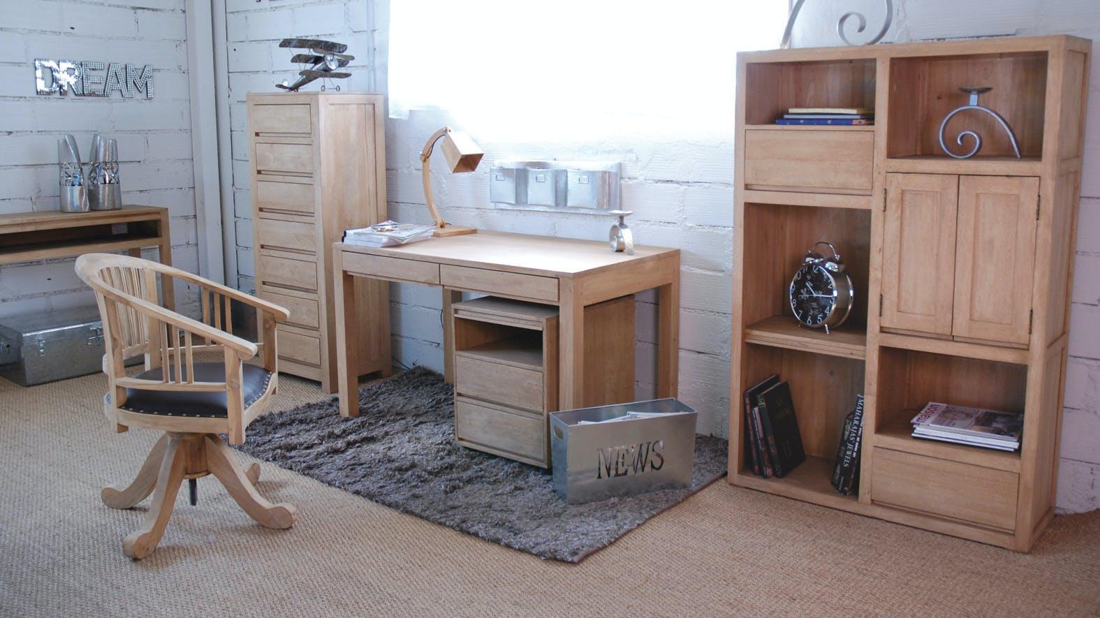 Meubles de Bureau Personnalisables : bureau, fauteuil...
