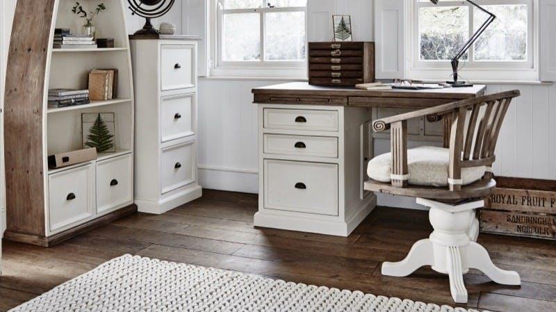 Chaises et fauteuils de bureau : en bois, en tissu...