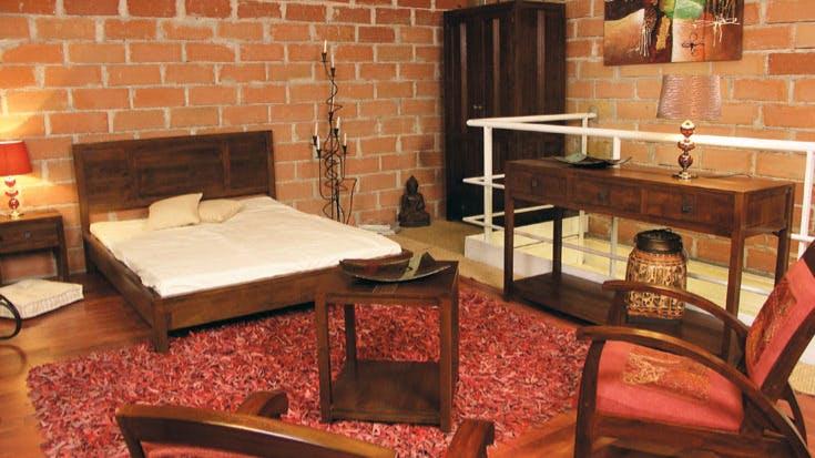 Meubles de Chambre Personnalisables : lit, chevet, armoire...